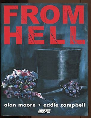 From Hell - Alan Moore - Eddie Campbell - Magic Press - [N4]