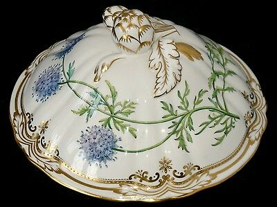 Spode ~ Stafford Flowers ~ Vegetable Tureen Lid / Cover ~ Spare Or Replacement