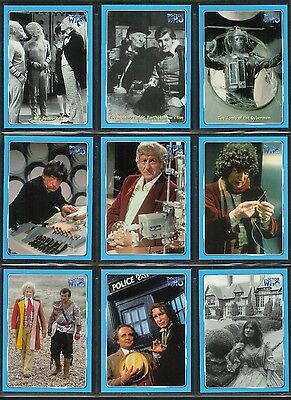 Doctor Who - A Complete Strictly Ink 2000 Definitive 1St Series Set