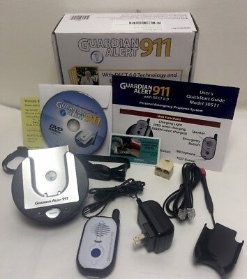 Guardian Alert 911 - Model 30511 - No Monthly Fees!