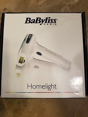 BaByliss Body/Hair Removal Laser Permanent Shaving for Women/ Men