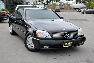 Mercedes-Benz: S-Class W140 COUPE 1994 MERCEDES S500 COUPE BIG BODY W140 ONLY 44K MILES