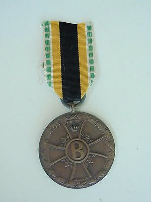Germany Saxe Meningen Wwi Cross Of Merit Vf+