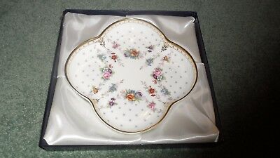 Royal Crown Derby Antoinette 8 inch Serving Tray