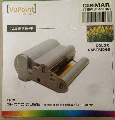 ACS-IP-P10-VP Photo Cube Color Cartridge Ink by VuPoint