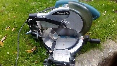 Makita Mls100 Chop Saw,mitre Saw,240 Volt Chop Saw