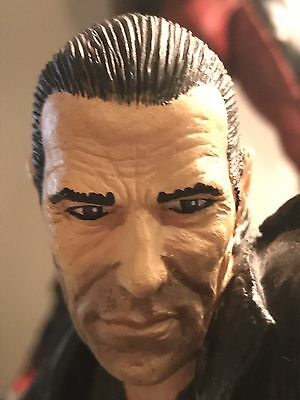 The Punisher Marvel Universe Resin Bust Gabriel Marquez 2003