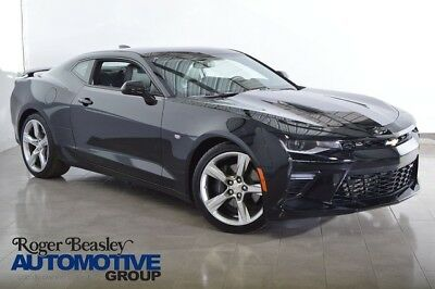 2016 Chevrolet Camaro SS 2016 Chevrolet Camaro SS 455HP LEATHER BOSE HUD NAV REAR CAM AUTO SUNROOF
