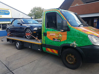 Car/vehicle Recovery,transport And Delivery Services