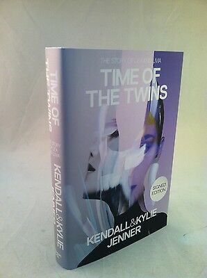 Time of the Twins - The Story of Lex & Livia - Signed by Kendall & Kylie Jenner