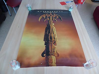Queensryche - Poster - Size 80x60 cm  - Promised  land  .
