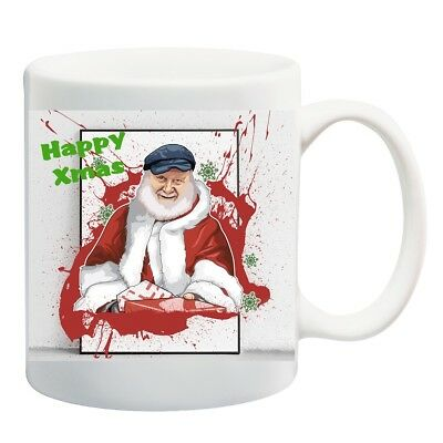 Only fools and horses Grandad 11oz Christmas gift mugs