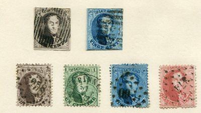 Belgium -  Small collection  MH/Cancelled
