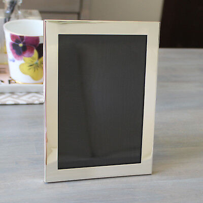 MINT Tiffany & Co 5 x7 Sterling Silver 925 Classic Rectangle Frame Retail $475