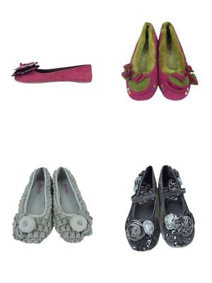 LUXURY RUBY & ED NEW BALLERINA SLIPPERS PUMPS VARIOUS DESIGNS UK Sizes 3-8
