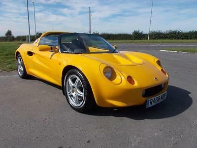 1998 Lotus Elise S1 Series 1 - Very Early Low Mileage, Low Owner Example