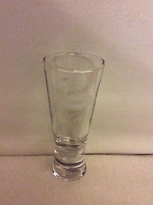 Hooghoudt Groningen Holland shot glass mint condition