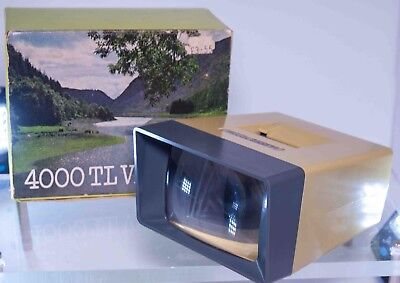 Boots 400TL slide viewer Yellow