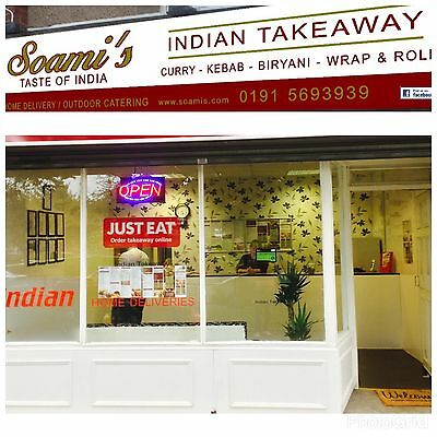 QUICK SALE / Indian take away bussiness for sale or rent