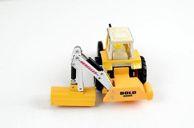 Hercules Tractor with side arm grass cutter suit O scale models