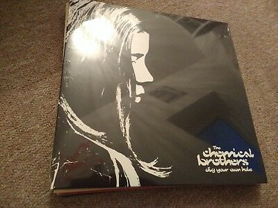 Chemical Brothers The - Dig Your Own Hole - Vinyl LP Album Record SEALED