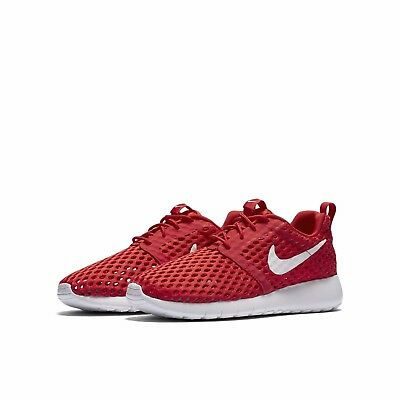 best authentic d22c0 1db49 Kids' Nike Roshe Run Flight Weight Shoes NEW Red/White