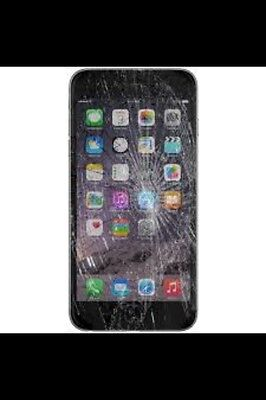 iPhone 6S Cracked Screen Glass LCD Replacement Repair Service