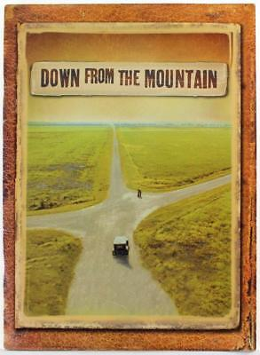 Down From The Mountain 2002 Concert Tour Program Ricky Skaggs Autographed