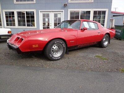 1980 Pontiac Firebird FORMULA 1980 PONTIAC FIREBIRD FORMULA TURBO COUPE