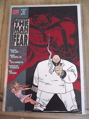 Daredevil The Man Without Fear #4 (of 5) Limited Frank Miller Newsstand Ed. VF