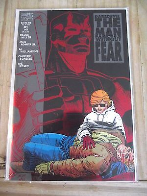 Daredevil The Man Without Fear #1 (of 5) Limited series Frank Miller NM-