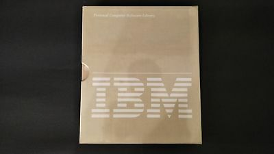 IBM DOS Disk Operating System 2.10 PC/XT 5150/5155/5160 5.25 Floppies NEW SEALED