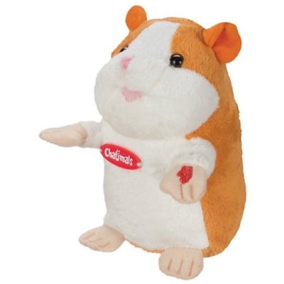 Chatimal the Talking Hamster Repeats What You Say