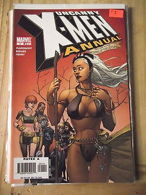 Uncanny X-Men Annual Prelude to wedding of the century 2006 FN