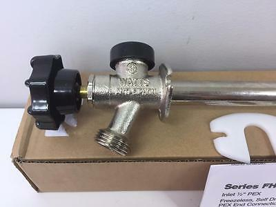 Watts Frost Proof Hydrant With Vacuum Breaker 12 FHB-1-PEX 0723029