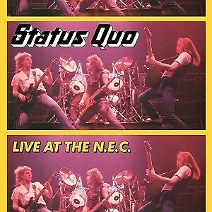 Live At The N.E.C.(3LP) (Limited Edition) - STATUS QUO [3x LP]