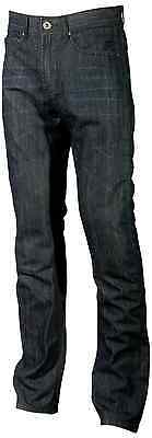 New AGVSPORT Alloy Motorcycle Dark Wash Jeans REINFORCED WITH DuPont™ KEVLAR®