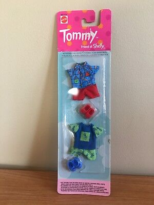Mattel Tommy Barbie Outfit Fashion Favorites Tommy Friend Of Shelly NIB