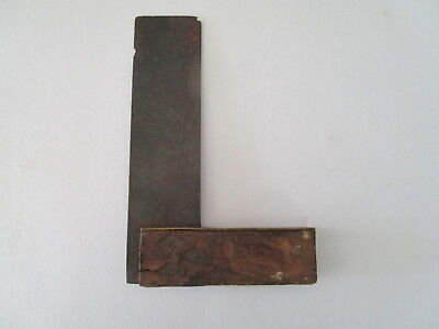 Carpenters Square Vintage Old Collectable