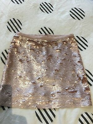 Girls Witchery Size 10 Sequin Skirt NWT
