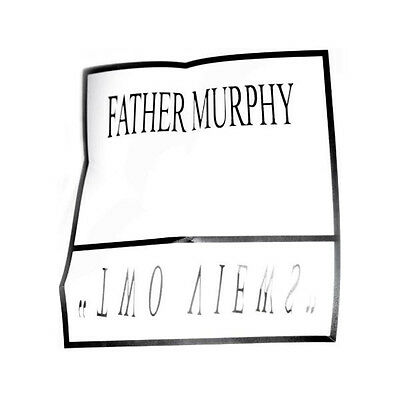 """Father Murphy Viewed By Indian Jewelry / Philippe Petit - Two Views 7"""""""