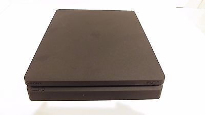 Sony PlayStation 4 Slim 500GB Jet Black Console ONLY