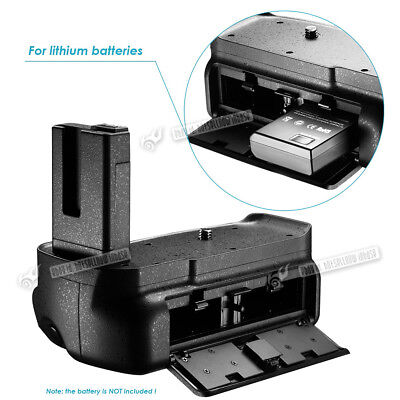 UK NEEWER Vertical Battery Grip Holder For Nikon D3100/D3200/D3300 SLR Camera