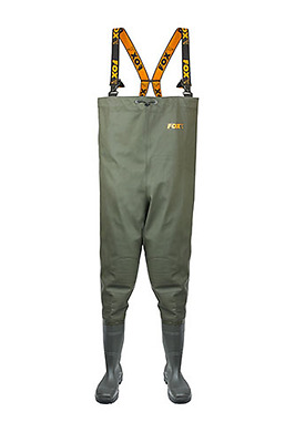 Fox fishing Heavy Duty Chest Waders - All Sizes