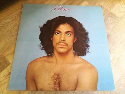 Prince LP Same UK Warners 1st press A1 & B1 STRAWBERRY ++