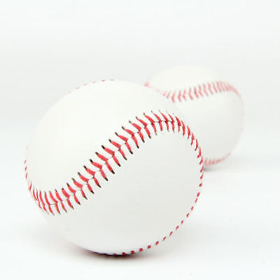 "9"" Soft Leather Sport Game Practice Trainning Base Ball Softball Cheapest Balls"