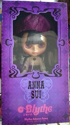 Poupée neo BLYTHE doll adores Anna sui CWC limited