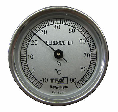 TFA Compost Agricultural Thermometer 410mm - 19.2008 -  Blooming Weather