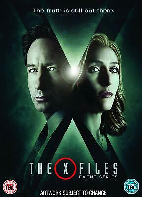 The X-Files: The Event Series (DVD)