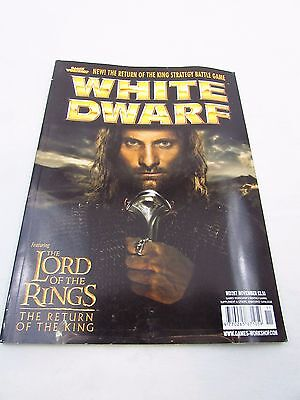 WHITE DWARF MAGAZINE ISSUE 287: Citadel Miniatures monthly games workshop lotr
